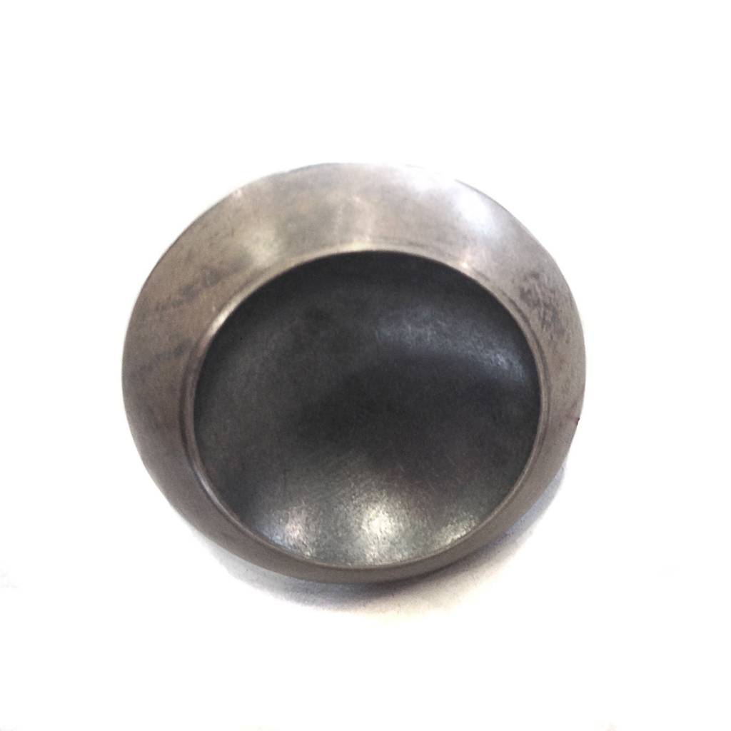 Melissa Finelli Circle Ring Silver