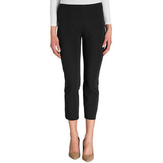 Raffaello Rossi Raffaello Rossi Penny 6/8 Crop Pants - Black