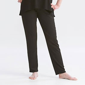 Fat Hat Fat Hat Pencil Pants - Black