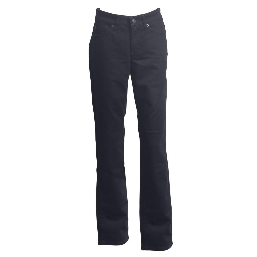 9739da7ec40 Cambio Norah Straight Jeans - Black - Pomegranate La Jolla