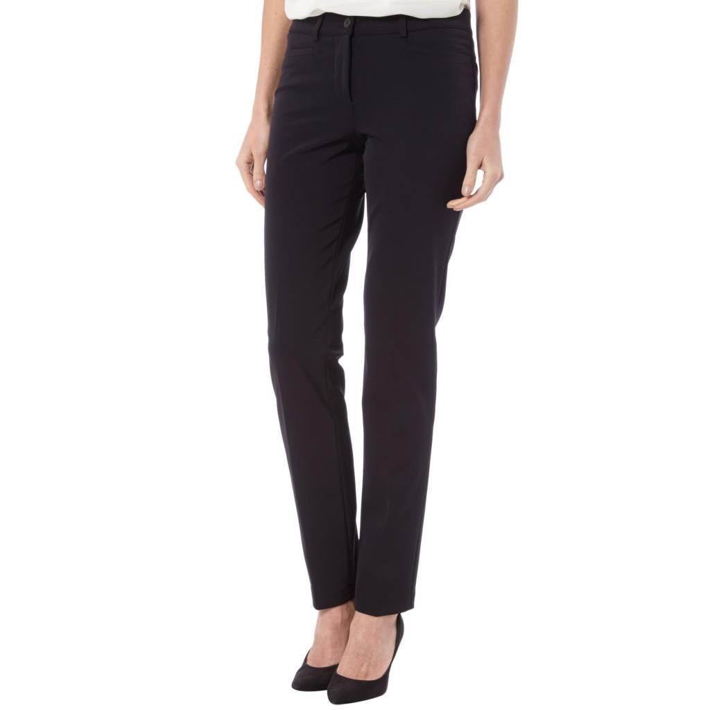 Cambio Cambio Renira Long Microfiber Pants - Black