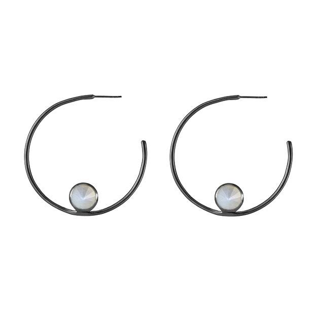Dean Davidson Dean Davidson Sphere Hoops Earrings