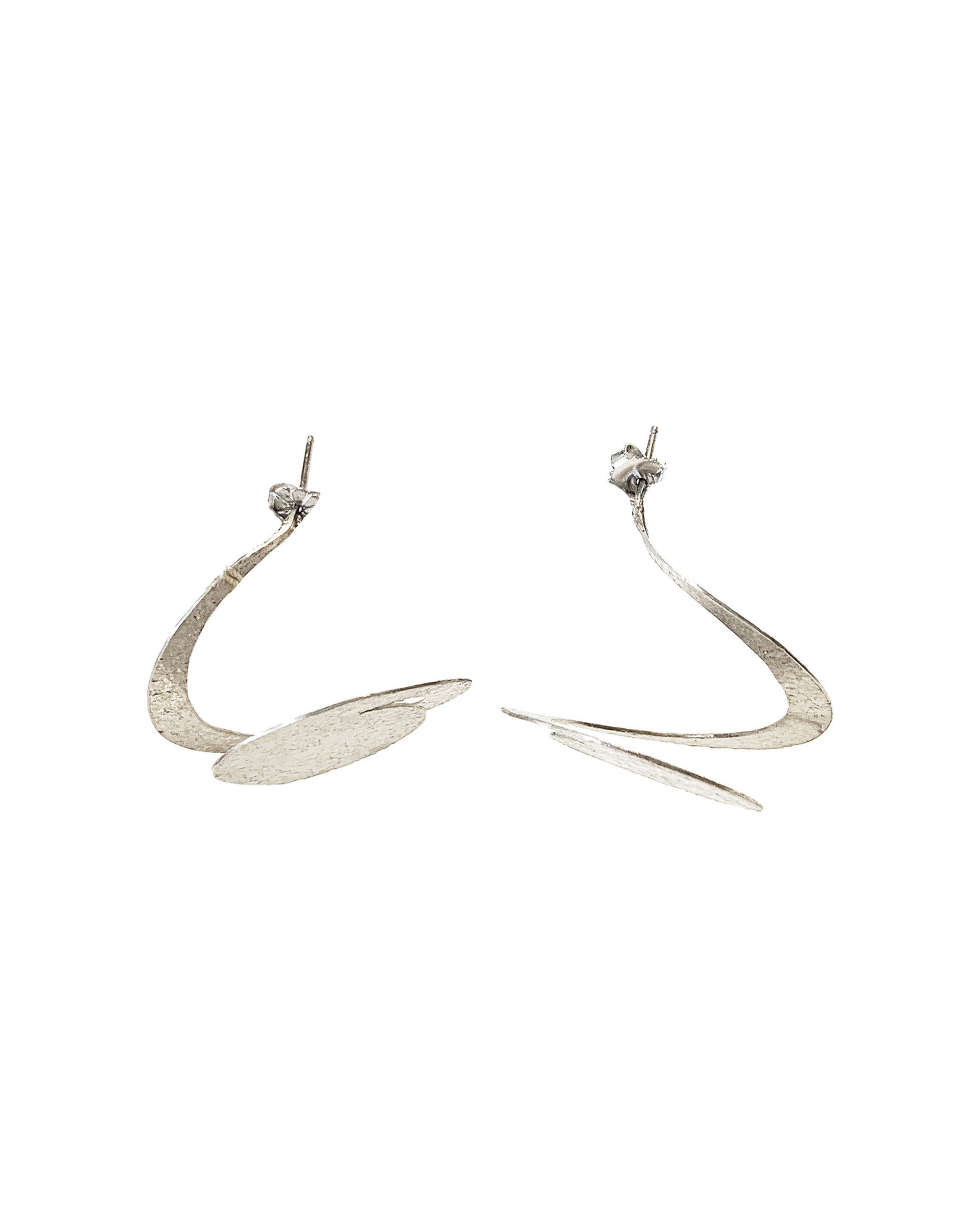 Reiko Reiko Swirl Earrings