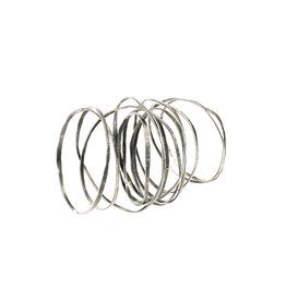 Bosco Jewelry Bosco Oxi Fine Silver Wrap Bracelet