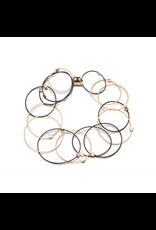 Meghan Patrice Riley Meghan Patrice Riley Line Segments Bracelet