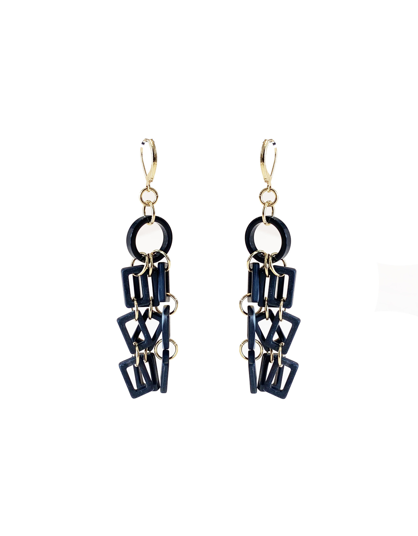 CATHs CATHs Three Chain Earrings