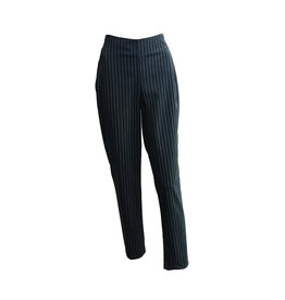 Matthildur Matthildur Pin Stripe Trousers - Black Stripe