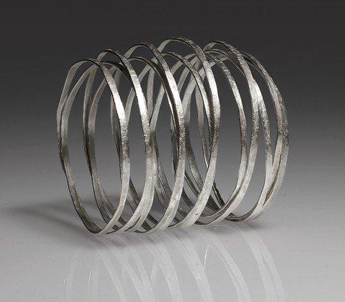 Bosco Jewelry Bosco Fine Silver Wrap Bracelet