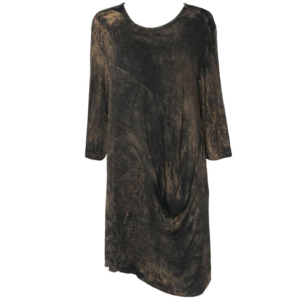 Dress To Kill Dress To Kill Deep Pocket Tunic - Crackle