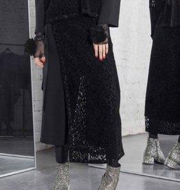 Xenia Xenia Black Hube Pants - Black