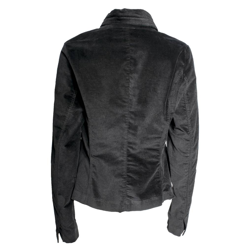 Studio Rundholz Studio Rundholz Collared Jacket - Black