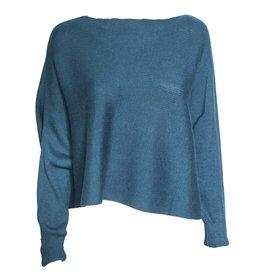 Matthildur Matthildur Royal Alpaca Sweater - Turquoise
