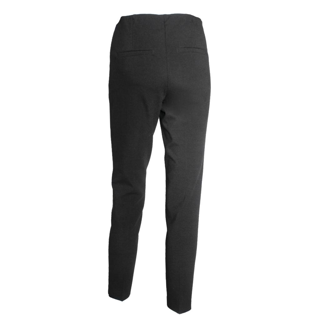 Cambio Cambio Ros Zip Pants - Black