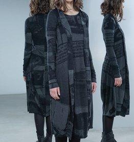 Studio Rundholz Studio Rundholz Print Dress - Anthra