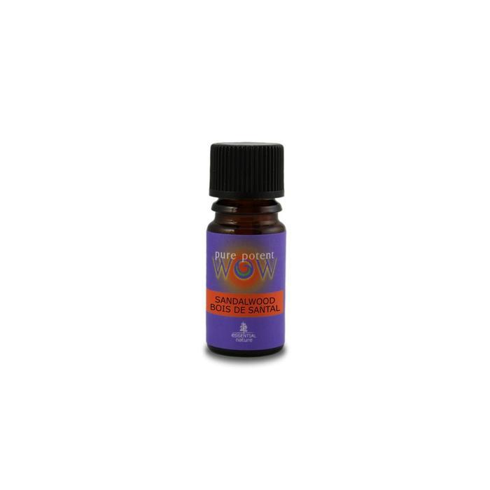 Sandalwood 10% In Organic Jojoba Oil 5ml