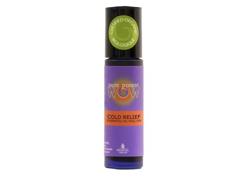Pure Potent Wow Cold Relief Aromatherapy Roll On 9ml
