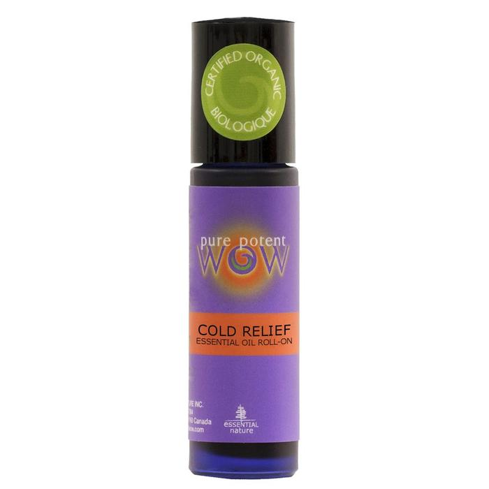 Cold Relief Aromatherapy Roll On 9ml