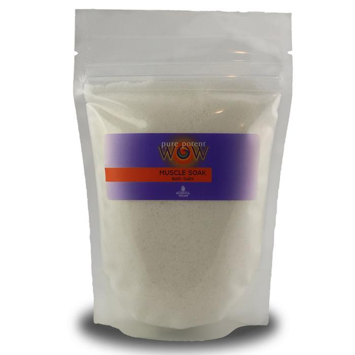 Muscle Soak Bath Salt Pack 300g