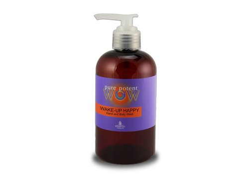 Pure Potent Wow Wake Up Happy Hand and Body Wash 250ml