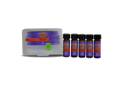 Pure Potent Wow Travel Pack
