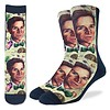 Good Luck Sock Men's Bill Nye Socks