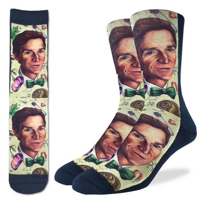 Men's Bill Nye Socks