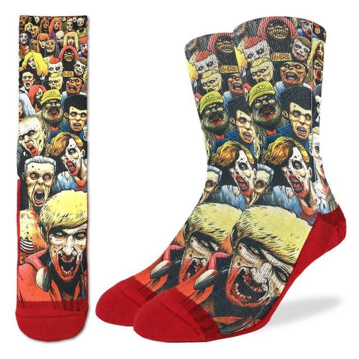 Men's Zombie Horde Socks