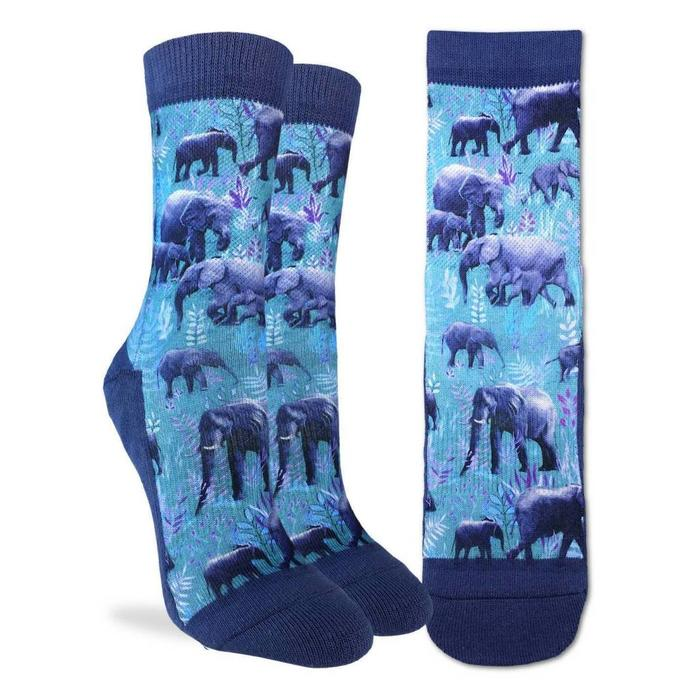 Women's Herd of Elephants Socks