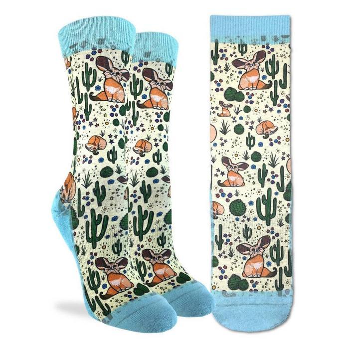Women's Fennec Fox Socks