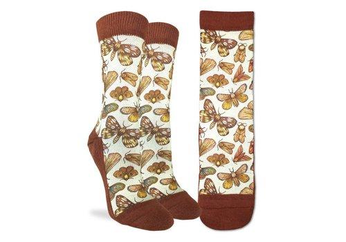 Good Luck Sock Women's Moths Socks