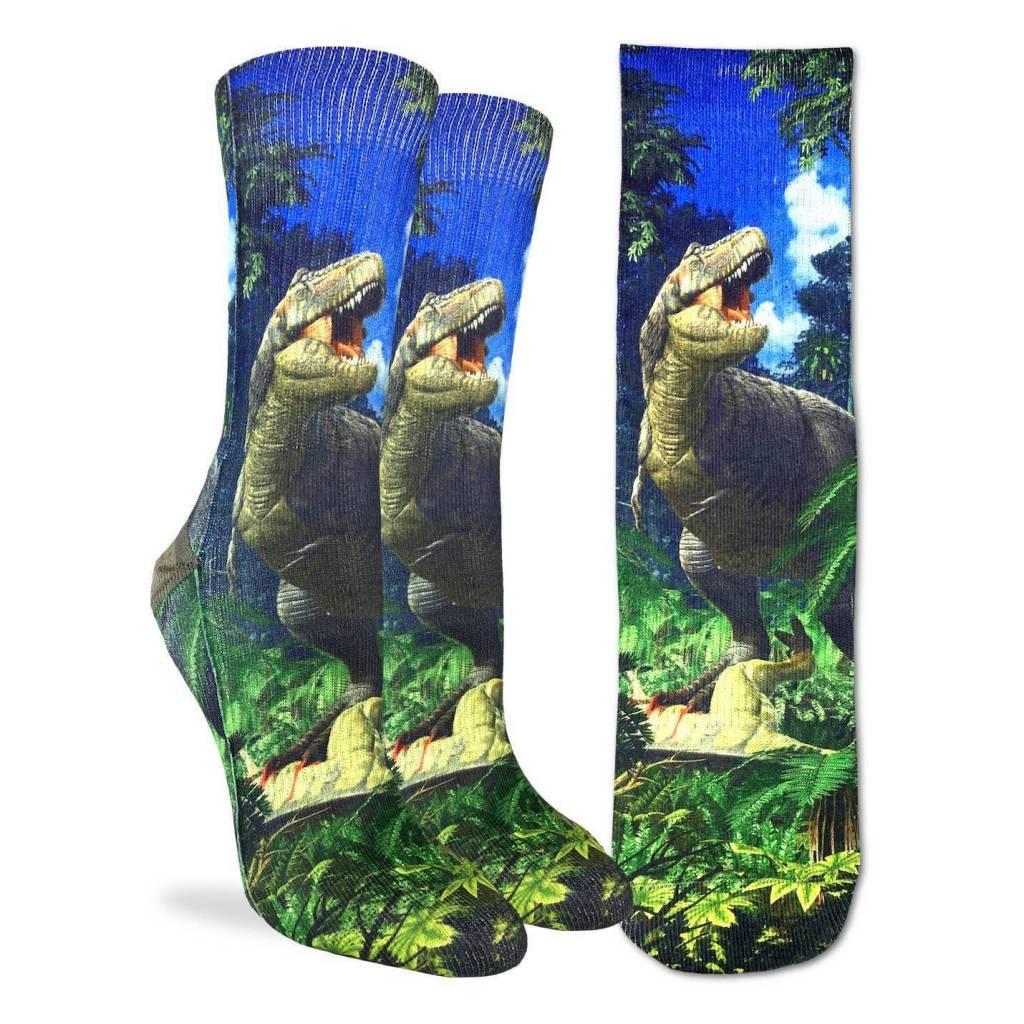 Women s T-Rex Dinosaur Socks - Dutch Growers dcd1c2db1d