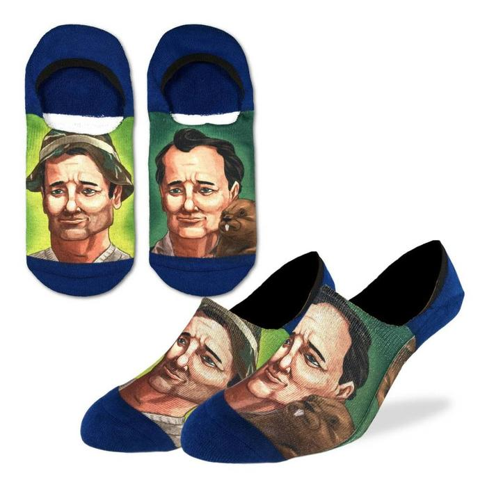Men's Bill Murray No Show Ankle Socks