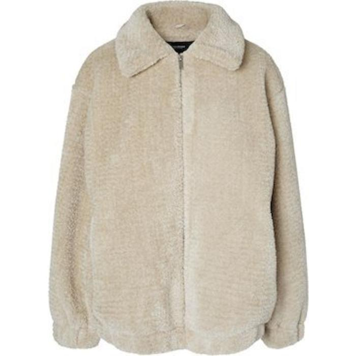 Classi Faux Fur Jacket