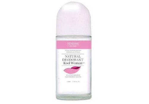 Finesse Home Fragrances Kool Woman Deodorant 50ml