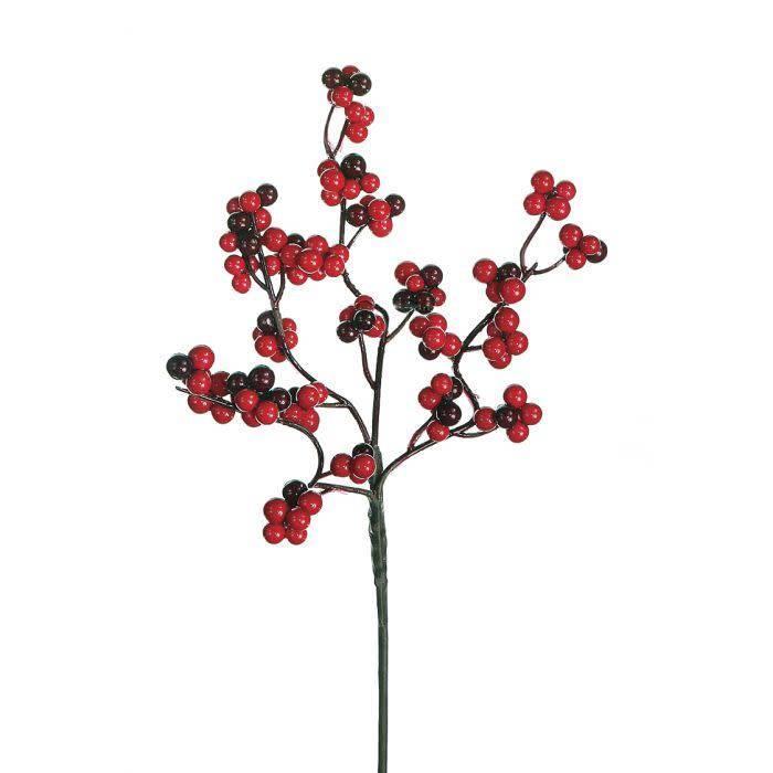 "Mini Berry Cluster Spray 14"""