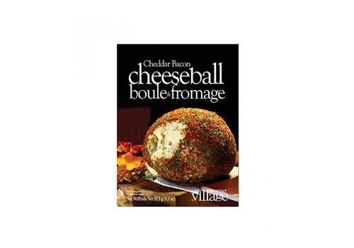 Gourmet Du Village Cheeseball Mix Cheddar Bacon