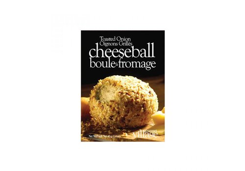 Gourmet Du Village Cheeseball Mix Toasted Onion