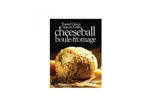 Gourmet Du Village Cheeseball Mix Toasted Onion
