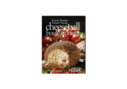 Gourmet Du Village Cheeseball Mix Tuscan Tomato