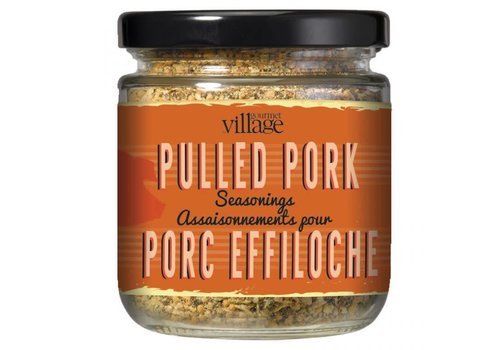 Gourmet Du Village Seasoning in a Jar Pulled Pork Classic