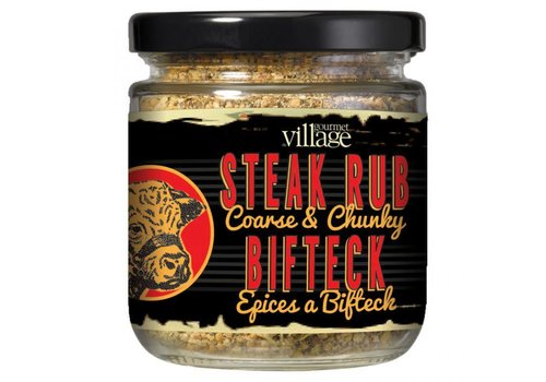 Gourmet Du Village Seasoning in a Jar Steak Spice Rub