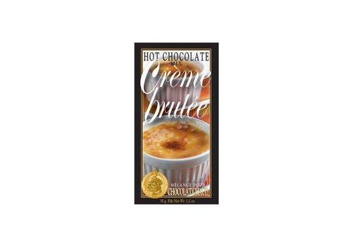 Gourmet Du Village Mini Hot Chocolate Creme Brulee