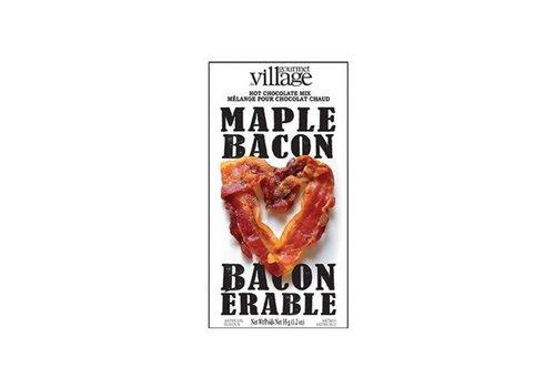 Gourmet Du Village Mini Hot Chocolate Maple Bacon