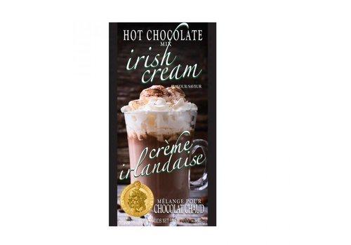 Gourmet Du Village Mini Hot Chocolate Dessert Irish Cream