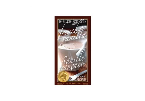 Gourmet Du Village Mini Hot Chocolate French Vanilla