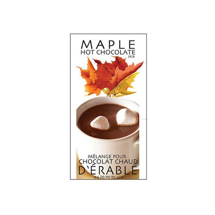 Mini Hot Chocolate Maple