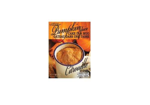Gourmet Du Village Bakery Mix Cake in a Mug Pumpkin Spice