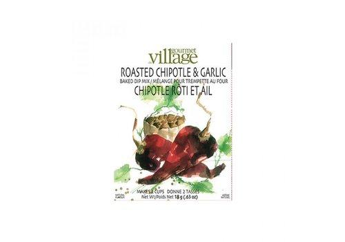 Gourmet Du Village Dip Recipe Box Chipotle Garlic