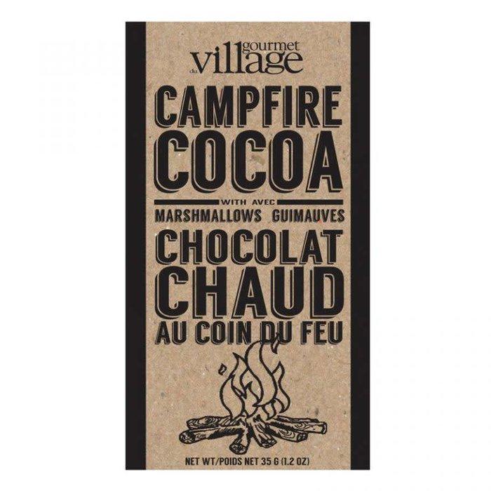 Mini Hot Chocolate Campfire