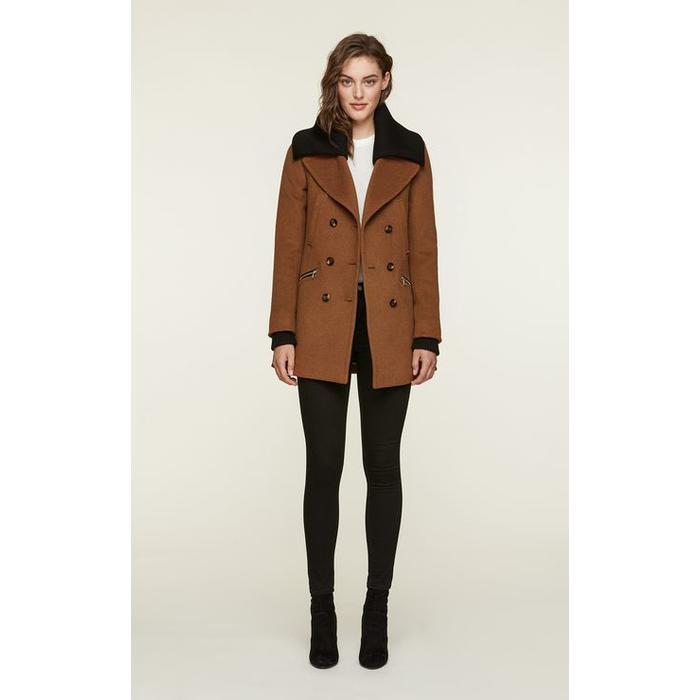 Fiorella Wool Coat
